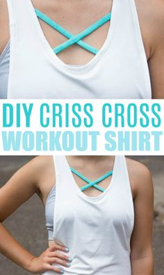 DIY Criss Cross Work