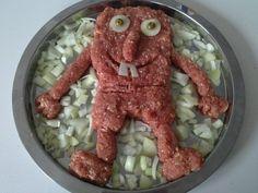 Troll canibalism?