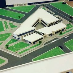 Spring Architecture, Architecture Models, Architecture Plan, Site Analysis, Hospital Design, Social Housing, Buildings, Behance, Concept
