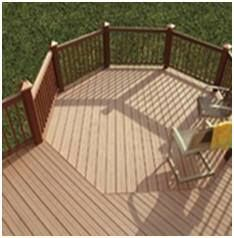 9 sizes available for this 26 x 16 or 379 sf deck other for Homes built on your land with no money down