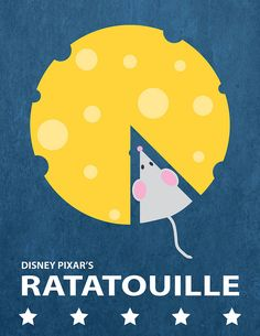 Ratatouille by Joe Haddad. haba;ajdcbuc SO CUTE