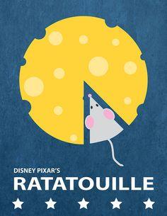 Ratatouille by Joe Haddad. haba;ajdcbuc SO CUTE