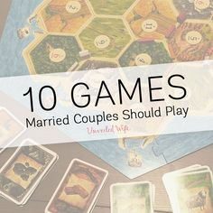 10 Games Married Couples Should Play