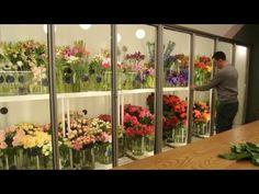 Flower Shop Decor, Flower Shop Design, Flower Bar, Flower Room, Beautiful Flower Arrangements, Beautiful Flowers, Florist Shop Interior, Flower Shop Interiors, Coffee Flower