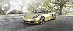 Not a huge fan of Boxsters.... However, this one is starting to grow on me