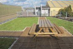 Open terrace - netherlands