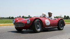 Maserati A6 GCS/53 Fantuzzi (1953)