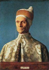16世紀ルネッサンスヴェネツィア元首レオナルド・ロレダン。Loredan_2