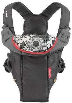 Infantino Swift Baby Carrier - Black - Free Shipping