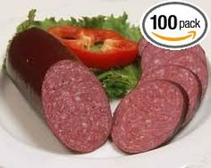 Summer Sausage seasoning for 50 lbs of meat. 2-Packs. Use on Venison, Beef, Elk, Wild Hog & more. INCLUDES the meat cure: Amazon.com: