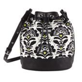 Love this new style bag!!!!  My birthday is fast approaching-someone buy this for me.  Drawstring Crossbody   Vera Bradley