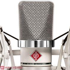 NEUMANN TLM 102 CONDENSER STUDIO MICROPHONE #microphone #recording studio #neumann #condenser