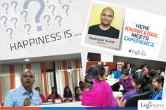 Mr. Madhukar Kumar, MBA from IIM, who quit his IT job and joined an NGO talk about happiness and the secret to true happiness. #logictalk #MadhukarKumar #inspiration #Passion #Happiness #insights #success