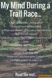 Random Passing Thoughts on a Trail Run · Trail Running Motivation, Trail Running Quotes, Ultra Trail Running, Running Memes, Running Workouts, Running Tips, Fitness Motivation, Ultra Running Quotes, Funny Running Quotes