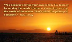 Words of Wisdom ~ Spiritual Awareness