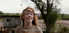 wearehappinessgifs Amybeth Mcnulty, Gilbert And Anne, Anne White, Gilbert Blythe, Anne With An E, Anne Shirley, Cuthbert, Emotion, Easy To Love