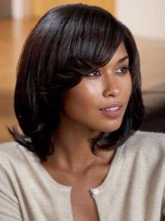 Cute Bobs For Black Women http://www.shorthaircutsforblackwomen.com/coconut-oil-for-hair