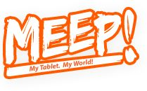 I am SOOOO getting this for the kids!!!!!! MEEP! Kid Safe Android Tablet. My Tablet, My World! - Oregon Scientific
