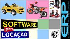 Software Locação de brinquedos Elétricos Skate Moto Carrinho