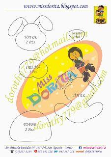 Miss Dorita: Forro Niño