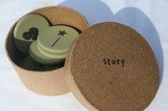 story starter game // red bird crafts