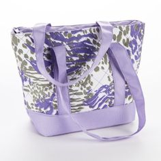 Fit & Fresh Anna Kids' Quilted Lunch Tote (4 patterns available)
