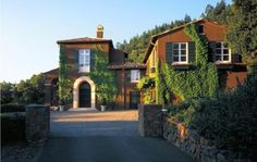 The Parent Trap house | Napa Valley, California