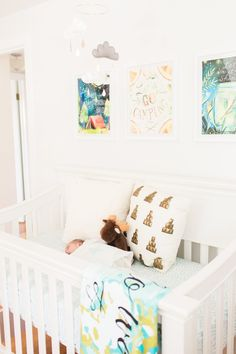 Baby Graham S Nursery Tour