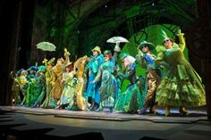 Wicked the Musical is a roller coaster ride of prejudice, friendship and reconciliation. http://apollovictoria.london-theatretickets.com/