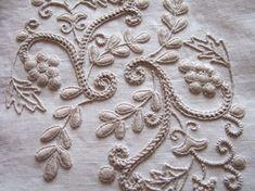 Italian Needlework: Romeyne Robert and Umbrian Embroidery - Part Four