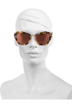 Miu Miu Cat eye sunglasses...want!