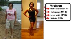 Paleo Success Story: 61 pounds lost in 6 months   (Better pics and story at the link.)
