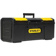 """Stanley 1-Touch Plastic Latch Tool Box, 24"""", STST24410"""