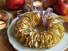 krizaly_nahled Muesli, Granola, Caramel Apples, Food Storage, Sausage, Smoothie, Christmas Decorations, Christmas Ideas, Food And Drink