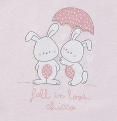 Chicco Fall In Love 3'lü Askılı Bebek Body - www.bebeshop.com.tr