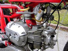 custom aermacchi harley davidson    Harley Davidson Aermacchi 250 Engine