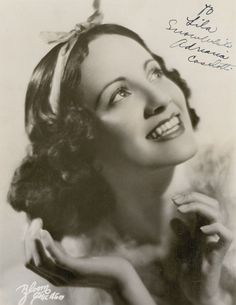 """19-year-old Adriana Caselotti voiced Snow White. Walt wanted to keep Snow Whites voice special, so he held Adriana to a very strict contract and she was never allowed to perform on stage or film again. 