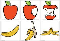 8 einfache Bildfolgen | Zaubereinmaleins - DesignBlog | Bloglovin' Sequencing Worksheets, Sequencing Cards, Story Sequencing, Kindergarten Worksheets, Autism Activities, Montessori Activities, Activities For Kids, Sequencing Pictures, Preschool Centers