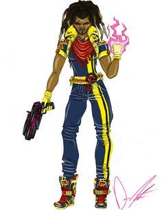 X-Men, Bishop by Daren J