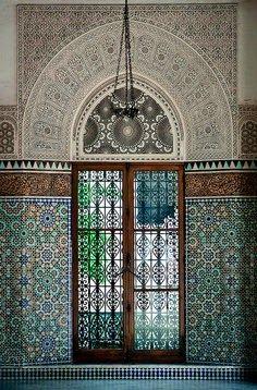 La grande mosquée, 5°arrondissement http://viaggi-dei-desideri.blogspot.it/2014/03/parigi-la-rive-gauche-8-luoghi-inusuali.html