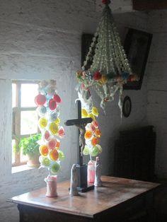 Pajaki & flowers, Poland