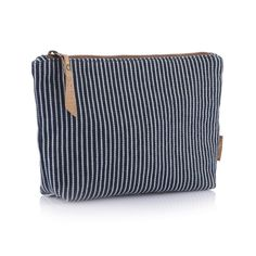 Travel Zip Pouch made from organic cotton   Mignon $15 #ShopSeattleAccessories