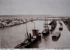 Rio guadalquivir 1892 - Historia de Sevilla - Wikipedia, la enciclopedia libre