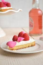 Image result for rose and raspberry cream tart