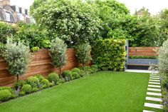46 Gorgeous Modern Fence Design Ideas Match For Any House. Modern garden configuration has a long history and each of the extended stretches of garden settings have played into the […]. Modern Fence Design, Vertical Garden Design, Back Garden Design, Backyard Garden Design, Small Backyard Landscaping, Backyard Fences, Modern Landscaping, Landscaping Ideas, Backyard Ideas