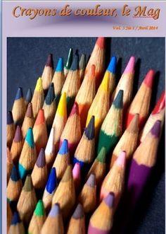 Le numéro actuel - Crayons de couleur, le Mag