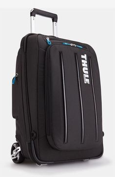 d1808a68b51 Men s Thule  Crossover  Wheeled Carry-On - Black (22 Inch) Mens