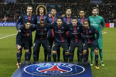 Album Paris 2x1 Chelsea, photo :  - psg.fr