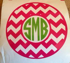 Hey, I found this really awesome Etsy listing at https://www.etsy.com/listing/177278295/8-inch-vinyl-car-decal-chevron-circle