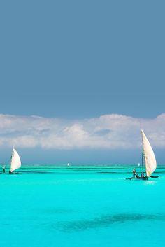 Mnemba Zanzibar #Tanzania #Africa More
